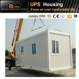 빠른 40FT 샌드위치 위원회 20FT를 2개의 침실 콘테이너 집 설치하십시오