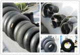Carro de borracha de butilo e natural tubo interno do pneu 23.1-30