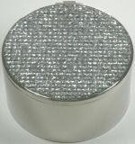 Установите флажок Diamond-Encrusted украшения, Роскошные ювелирные украшения Keepseek коробка для хранения