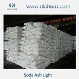 Migliore fornitore dell'indicatore luminoso 99.2%Min della cenere di soda di qualità