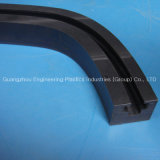 Factory CNC Bending Nylon Slide Guide (noir)