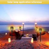 LED-romantische Atmosphäre notwendige Warmful Farben-im Freien Solarlicht