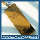 Kleid-Preis gedruckte Marke (CMG-032)