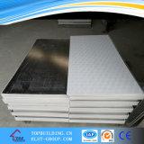 Plafond de /Gypsum de panneau de plafond de gypse stratifié par PVC