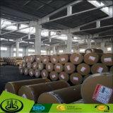Papel decorativo del grano de madera para el suelo, HPL y el MDF