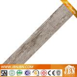 Telha cerâmica de madeira rústica vitrificada 150X60mm de boa qualidade (J15611D)