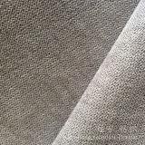 Polyester 100% de tissu de velours de point de glace pour le textile à la maison