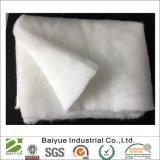 Hoher Dachboden-waschbare Polyester-Baumwollwatte/Auffüllen für das Kleid-Zwischenzeilig schreiben