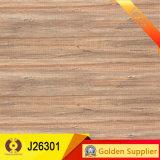 Azulejo de suelo rústico de cerámica de Matt de la mirada de madera (B6937)