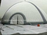 최신 판매 거대한 팽창식 돔 천막 또는 팽창식 꿰매는 천막