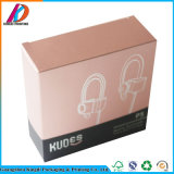 Коробка наушника Bluetooth наушников картона упаковывая