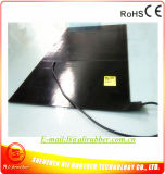 подогреватель силиконовой резины 750*1150*1.5mm черный для металлопластинчатого
