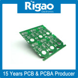 Amplificador de potência de solda sem chumbo PCB rígido