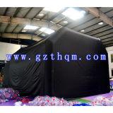 オックスフォード黒く大きく膨脹可能なTent/Inflatableのテント
