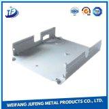 Sellado de pulido de la fabricación de metal de hoja del OEM de las piezas del estante del metal