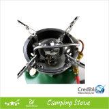 Preriscaldamento-Free Oil Stove per Camping