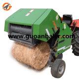새로운 곡물 판매를 위한 둥근 건초 포장기 기계