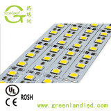 Un'alta garanzia luminosa SMD 12V 24V da 3 anni impermeabilizza l'indicatore luminoso di striscia rigido del LED