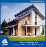 조립식 프레임을%s 용접된 Q235 가벼운 단면도 강철 집