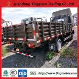 4*2二重車軸Sinotruk HOWO 7トンの小型トラック