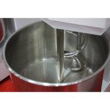 Gewundener Mischer des Bäckereibedarf-6kg 20L von der realen Fabrik