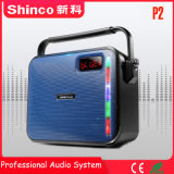 Shinco 6.5 인치 다기능 Bluetooth Karaoke Portable 스피커