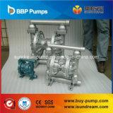 Leistungsfähige Absaugung-Edelstahl-Drehvorsprung-Pumpen-pneumatische Membranpumpe-pressluftbetätigte Membranpumpe