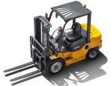 Van de Diesel van Samuk de Motor Isuzu Capaciteit 2000kgs 2t 4409lbs van de Vorkheftruck C240