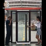 Porte coulissante d'inclinaison avec construit dans les Stores