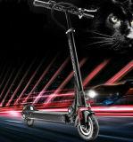 Scooter électrique, l'ordinateur portable Mini adulte Vélo de suspension de pliage