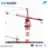 Fait dans la grue à tour intérieure populaire de rampement de l'exportation Tc6024-12 de la Chine pour des machines de construction