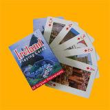 Cartões plásticos do presente dos cartões de anúncio dos cartões de jogo