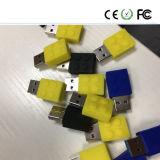 새로운 디자인 벽돌 USB 섬광 드라이브