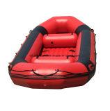 Aqualand Drifting inflables /el remo y pesca/caucho Río balsa inflable (RR320-RR520)