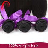 Волосы людской девственницы Remy дешевой бразильские прямые