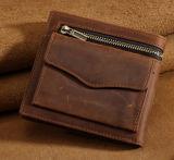 صغيرة عملة محفظة غلّة كرم مجنون حصان حجر السّامة بقرة جلد محفظة لأنّ رجل