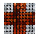 Dekorative Entwurfs-Fahne des neuen materiellen Patent-2018