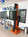 Recipient à pulvérisateur automatique homologué CE pour machine à revêtement en poudre