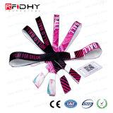 MIFARE Ultralight Bracelete tecido RFID ajustável