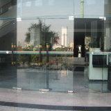 12mm tamanho Jumbo de vidro de segurança temperado ultratransparente