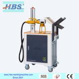 Batterie poignée Seies fibre Laser Marking machine avec double Utilisez la fonction