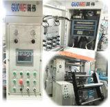 Computergesteuerte Hochgeschwindigkeitszylindertiefdruck-Drucken-Maschine (Rückspulen und wickelt sich draußen) ab