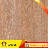 Barato para la construcción Mirada de madera azulejos de porcelana (J26303)