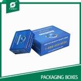 Fabrikant van de Doos van de Verpakking van het Karton van de Goede Kwaliteit van de douane de Kleurrijke
