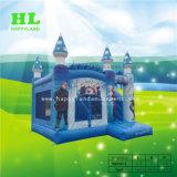 Magische Band-entfernbare Fahnen-aufblasbares gefrorenes Schloss