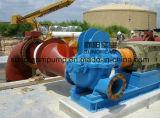 수평한 균열 케이스 원심 펌프 (XS)
