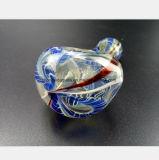 Glasrohr-Filterröhre-Gefäß-Tabak des wasser-3.54-Inch