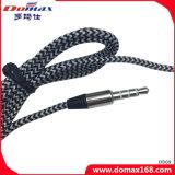 Telemóvel para fone de ouvido intra-auricular Universal com controle de linha