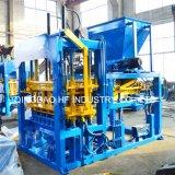 Блокируя стабилизированная почвой блока цемента блоков машина автоматического отливая в форму