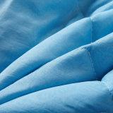 固体明白なカラーによってキルトにされるMicrofiberの夏のキルト